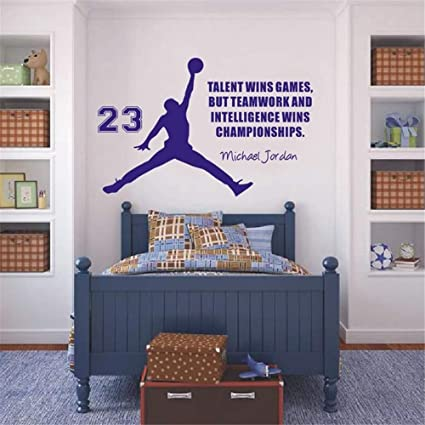 Wall Sticker Quote Wall Decal Funny Wallpaper Removable Vinyl