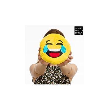 Peluche Smiley Pleure De Rire Gadget And Gifts Amazon Fr Cuisine