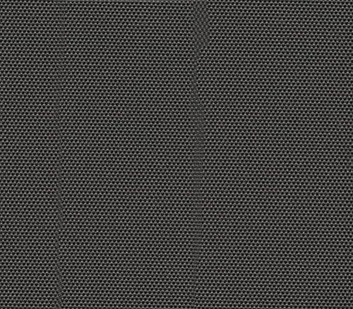 - Waterproof Fabric Canvas Solid Dark Gray Indoor Outdoor / 60