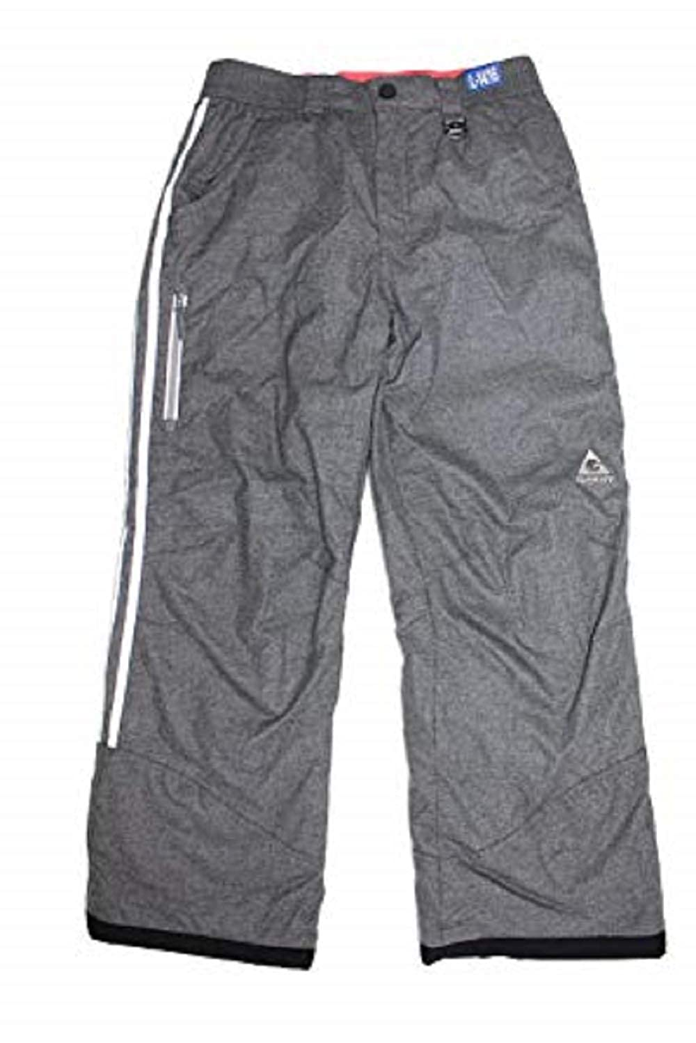 Gerry Girl's Reflective Insulated, Water, Wind Resistant Snow Pants 7/8