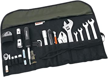 Compatible con estuche de herramientas CruzTools Kit Road Tech M3 METRIC-RTM3: Amazon.es: Coche y moto