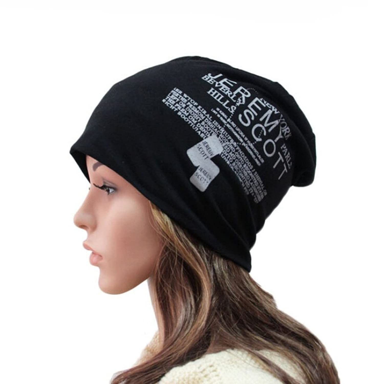 Butterme unisex stilvoll Hip-Hop Hiphop Fashion Cap Cotton Gestricktes slouchy Beanie Hat Warm weiche Stretch Winter krumme Haltung