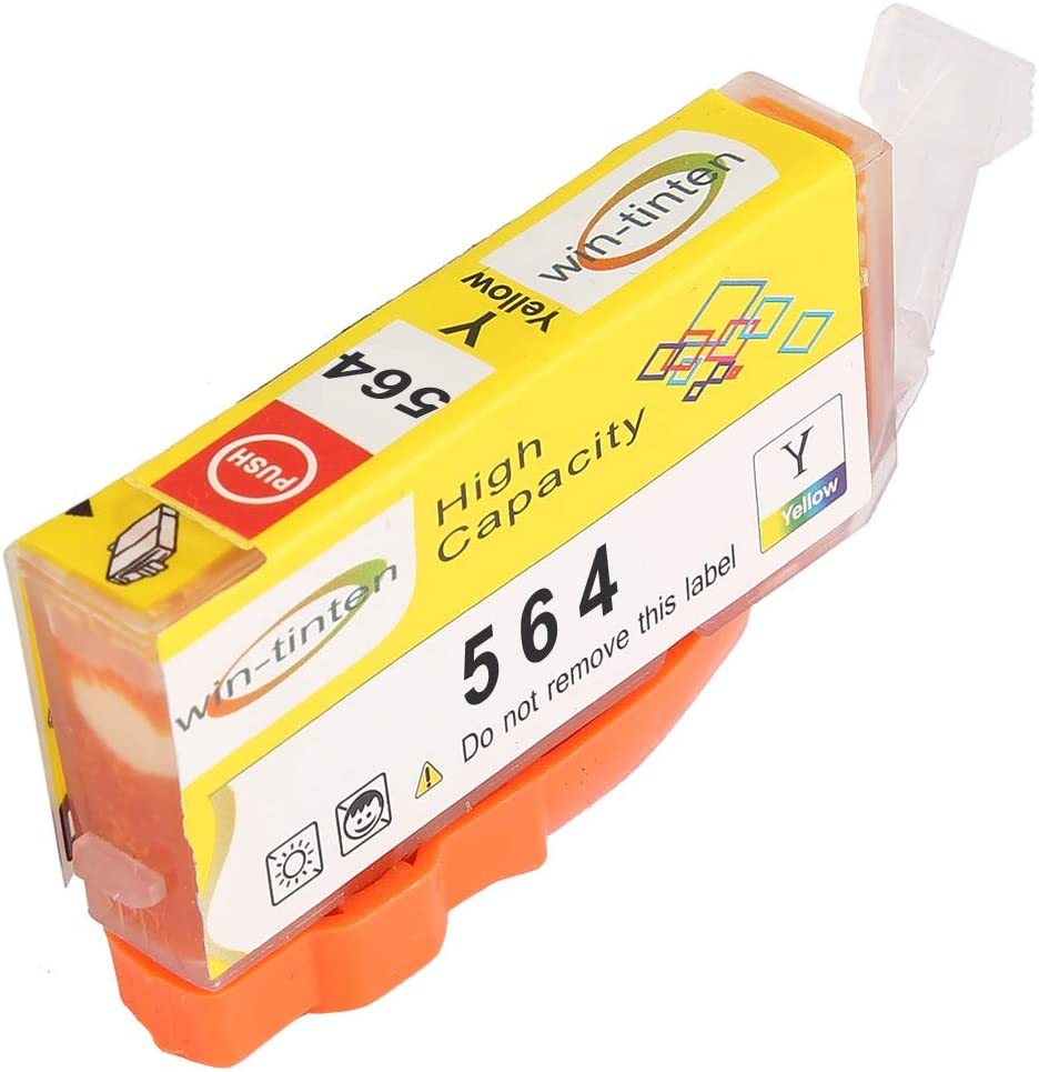 3 Pack Win-Tinten Compatible HP 564XL 564 XL Ink Cartridges for HP 3520 3521 3522 3070A 4610 4620 4622 5510 5512 5515 5520 5522 5525 6510 6515 6520 6525 B209a B210a B210e Printer
