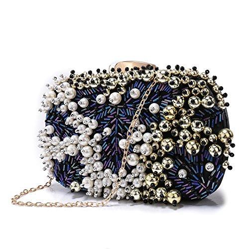 - Evening Bags and Clutches, Bridal Purses Crossbody Handbags for Women Girls Wedding