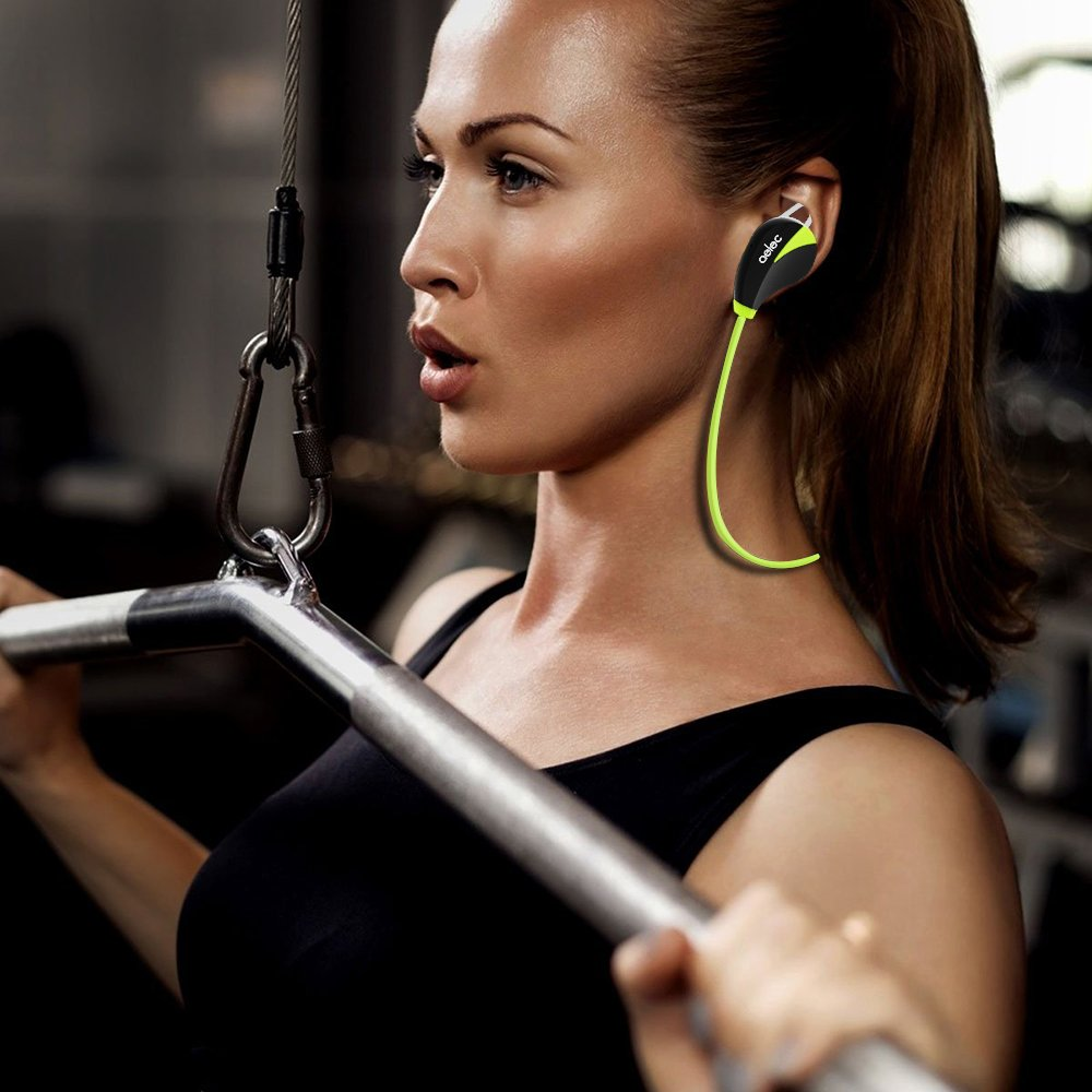 how to wear earphones without them falling out