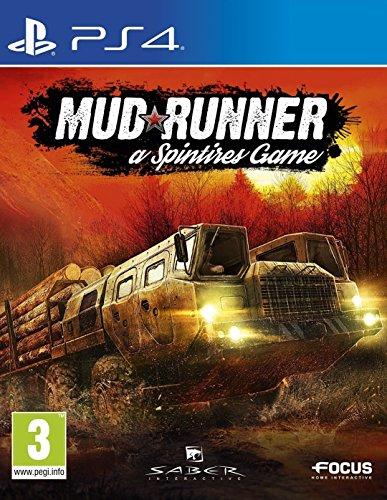 Spintires Mudrunner (PS4)