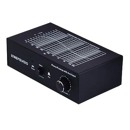 HI-FI Alta fidelidad Audio Estéreo Amplificador Bajo ...