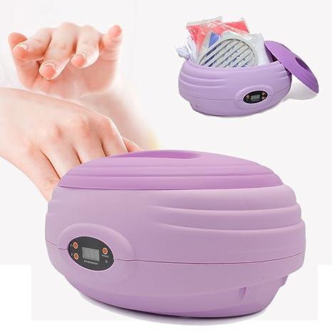 Bagno di paraffina Bagno di paraffina per mani e piedi con ...