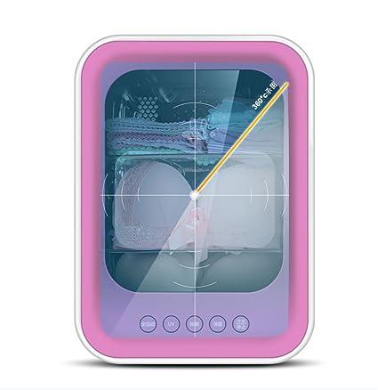 Esterilizador Esterilizador ultravioleta de la ropa interior, limpiador multiusos, voltaje clasificado 220V, conveniente