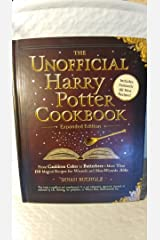 the unofficial harry potter cookbook expanded edition Hardcover