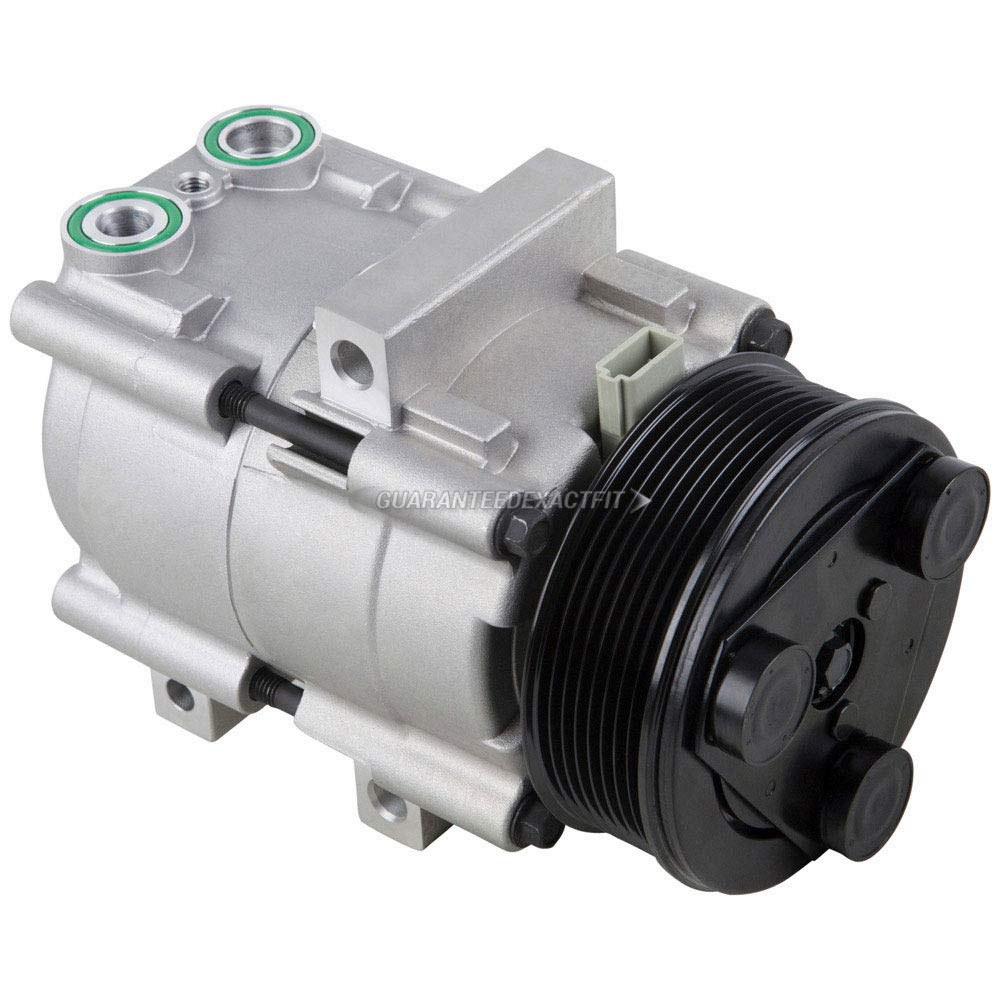 AC Compressor w/A/C Repair Kit For Ford Expedition & Lincoln Navigator -  BuyAutoParts 60-80183RK New