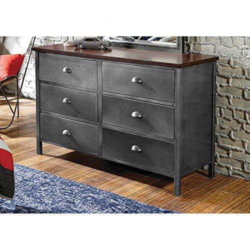 Hillsdale Furniture 1265-717R Urban Quarters 54.125