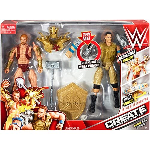 WWE Create A Superstar 3bff8b13bc3
