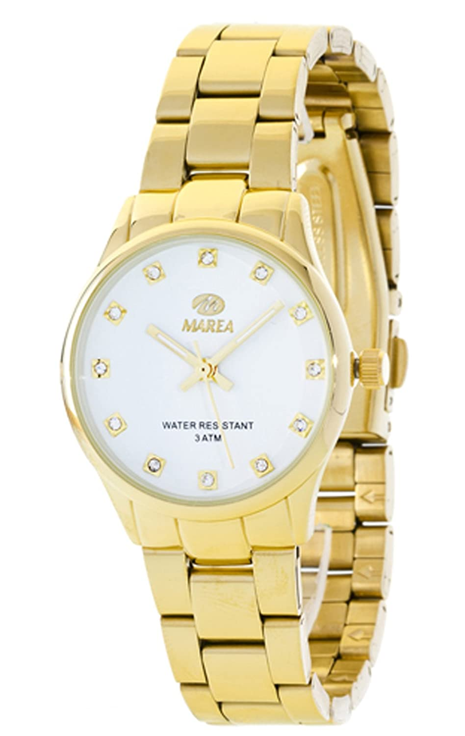 Amazon.com: RELOJ MAREA B41154/3 Mujer: Watches