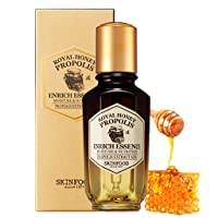 SKINFOOD Royal Honey Propolis Enrich Essence 1.69 fl.oz. (50ml) - 63% Black Bee...
