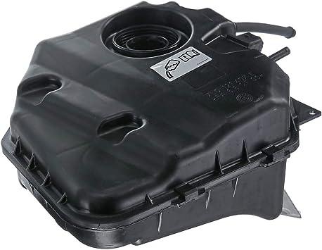 Coolant Reservoir Expansion Tank compatible with Touareg 04-10 Q7 07-14 Plastic