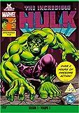 The Incredible Hulk [Animated] - Season One Vol. 2 [Import anglais]