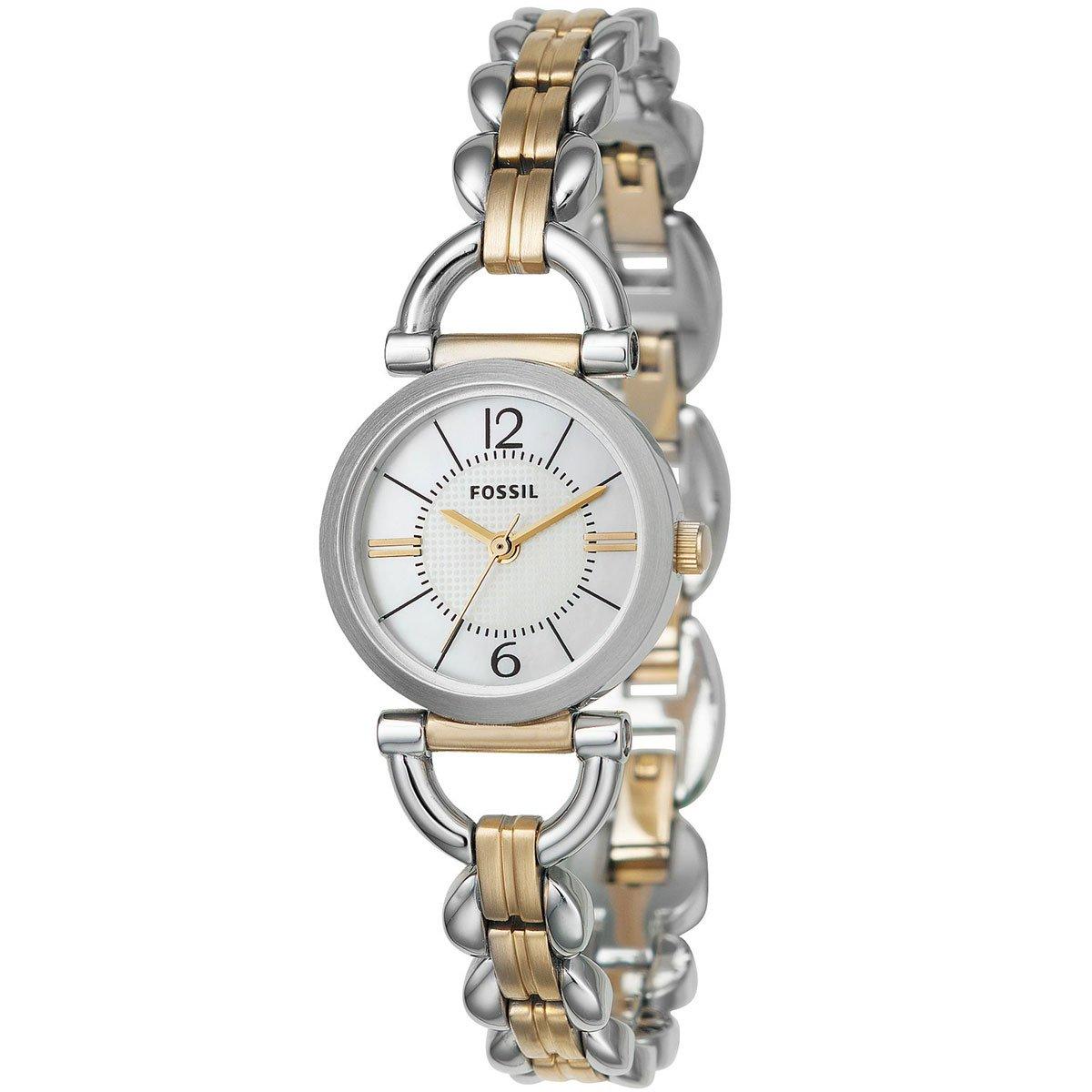 Fossil Womens Quartz Stainless Steel Dress Watch Color Es3380 Original Boyfriend Chronograph Rose Tone Colorsilver Toned Model Es2494 Watches