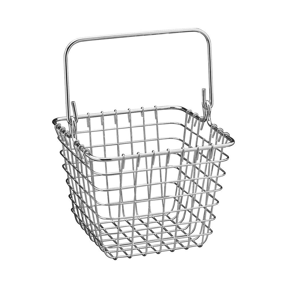 Amazon.com: InterDesign Century Works Wire Organizer Basket with ...
