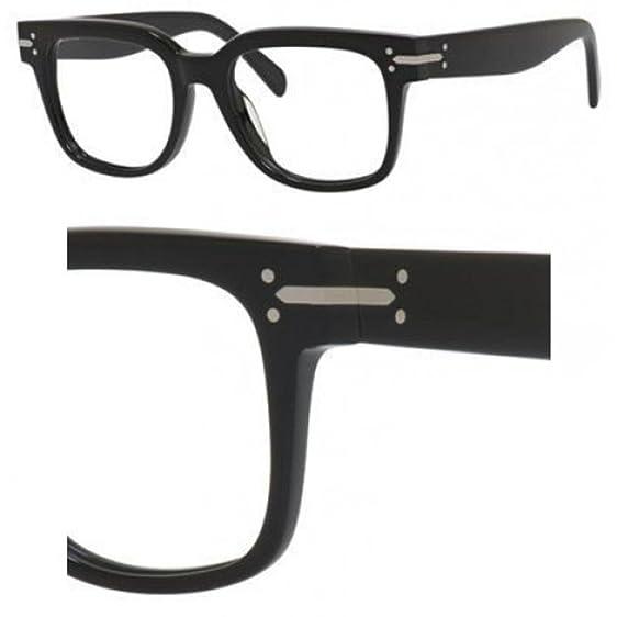 Amazon.com: Celine 41359 Eyeglasses-0807 Black-51mm: Shoes