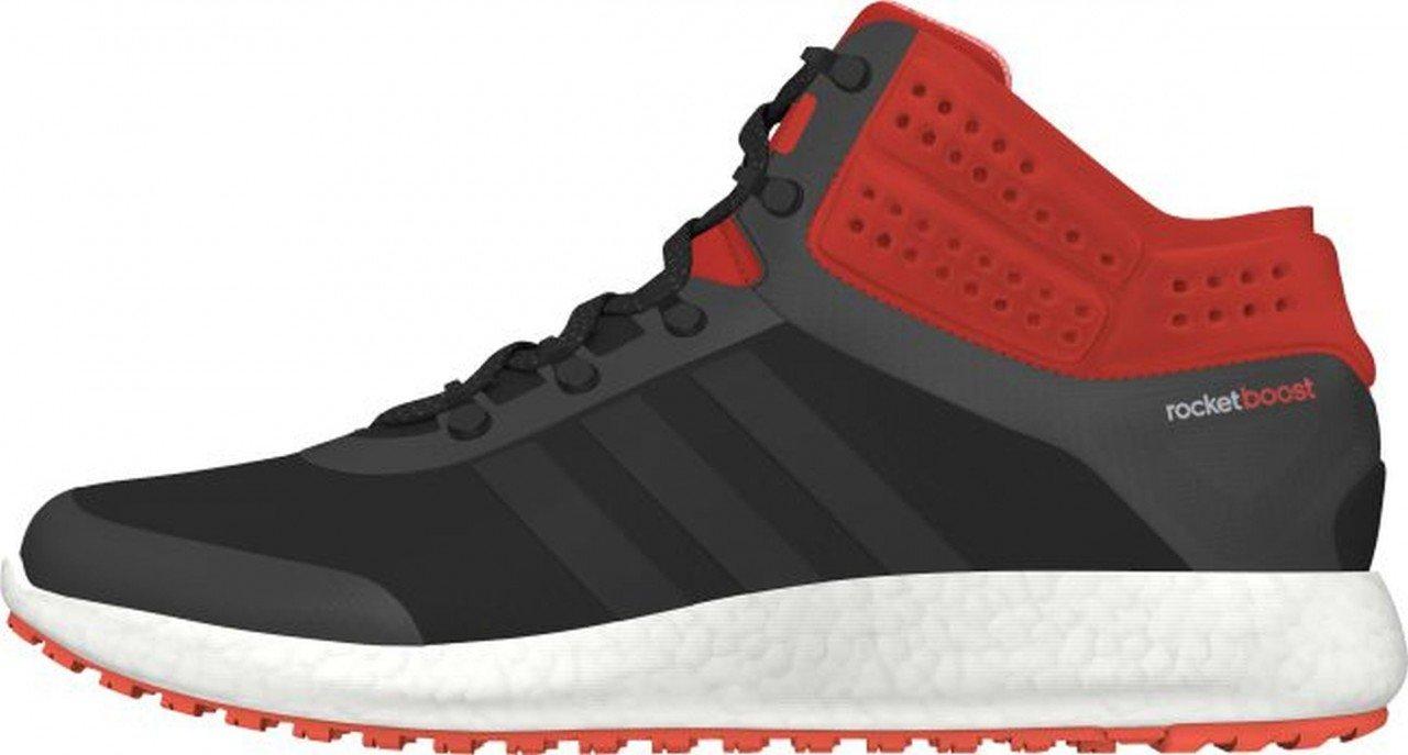Adidas Performance CLIMAHEAT ROCKET BOOST MID CUT Black