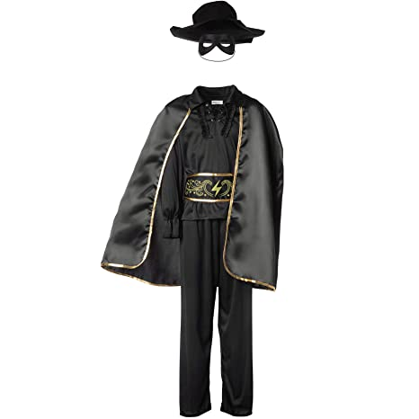 dressforfun 900518 - Disfraz de Chico de Zorro, Traje de El ...