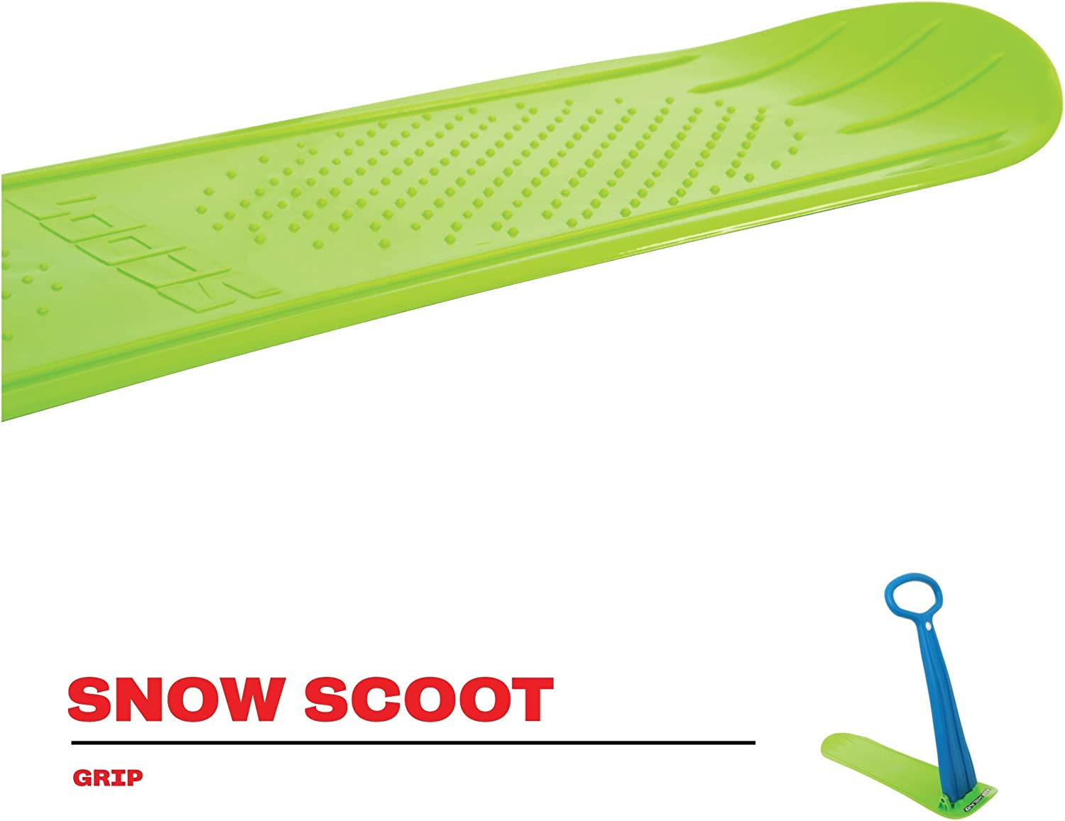 Amazon.com : Airhead Scoot Youth Snow Scooter : Sports ...