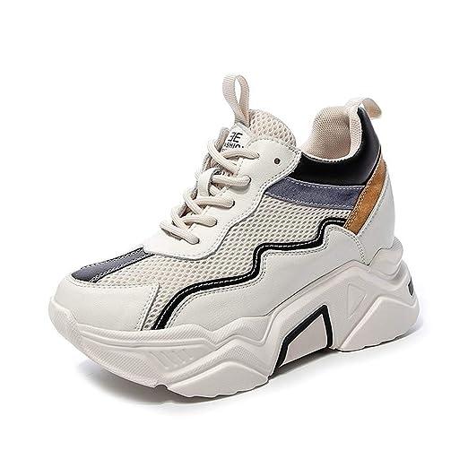SHOES HY Sneakers Alte da Donna alla Moda per Donna. Scarpe