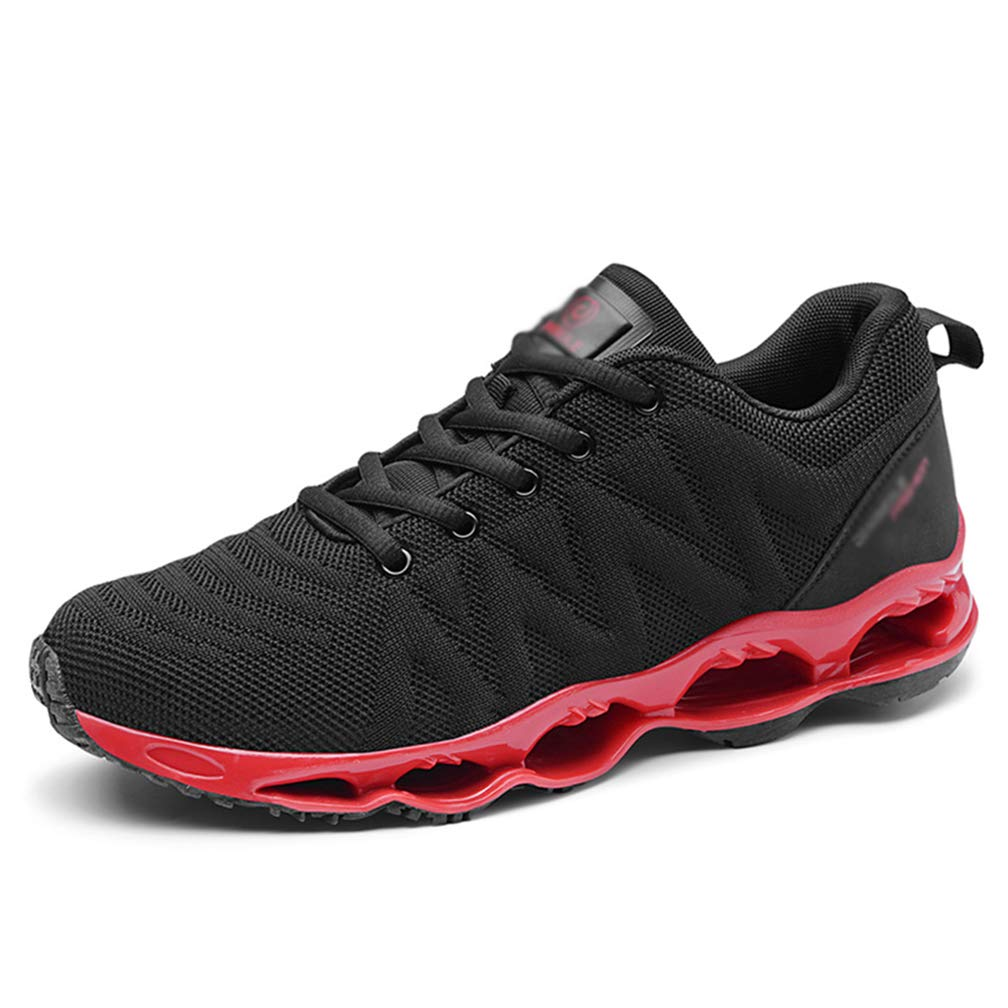 CYL Sportschuhe Männliche Laufschuhe Dämpfen Atmungsaktive Fliegende Weberei Lässige Schuhe Weiche Bequeme Maschen Schuhe Laufen Schuhe Herrenschuhe Herbst