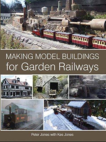 Making Model Buildings for Garden Railways ()