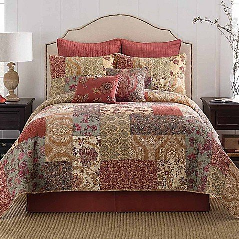 BHF Delphine European Sham in Russet from BHF