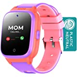 Cosmo JrTrack Kids Smartwatch - Voice and Video Call - GPS Tracker - SOS Alerts - Water Resistant - Blocks Unknown Numbers -