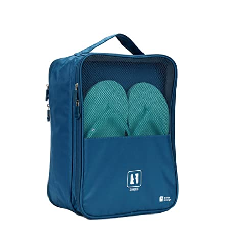 7085d451f65f Amazon.com: Zhijie-snd Travel Shoe Storage Bag Shoes Holder ...