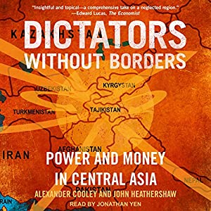 Dictators Without Borders Audiobook
