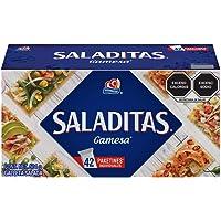 Saladitas Galletas, Sabor Salado, 42 paquetes de 12 gramos. 504 gramos