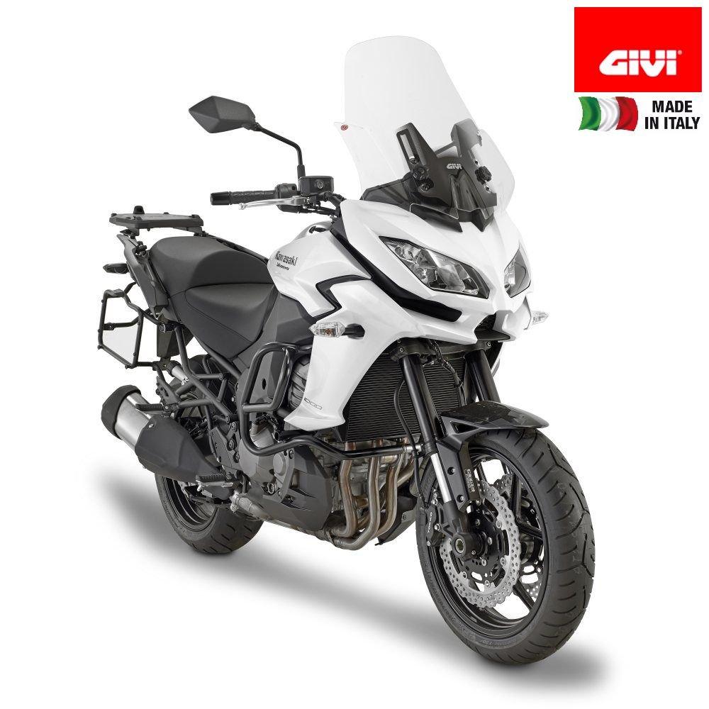Givi Cupolino Trasparente per Kawasaki-Versys 1000 dal 2015 fino al 2015