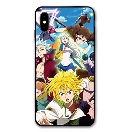 seven deadly sins coque iphone 5