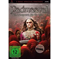 Padmaavat (3 Disc Special Edition) [Blu-ray]