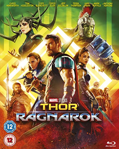 Thor Ragnarok  Blu Ray   International Version
