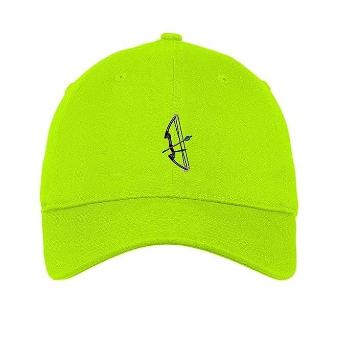4ac0f59fe48 Amazon.com  Speedy Pros Cotton Low Profile Hat Sport Archery ...