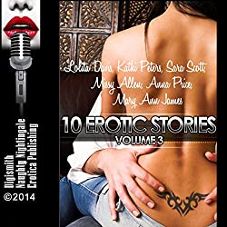 10 Erotic Stories, Volume 3