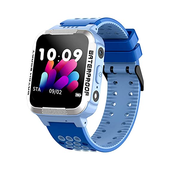 Amazon.com: WFeieig Waterproof Childrens Smart Watch Phone ...