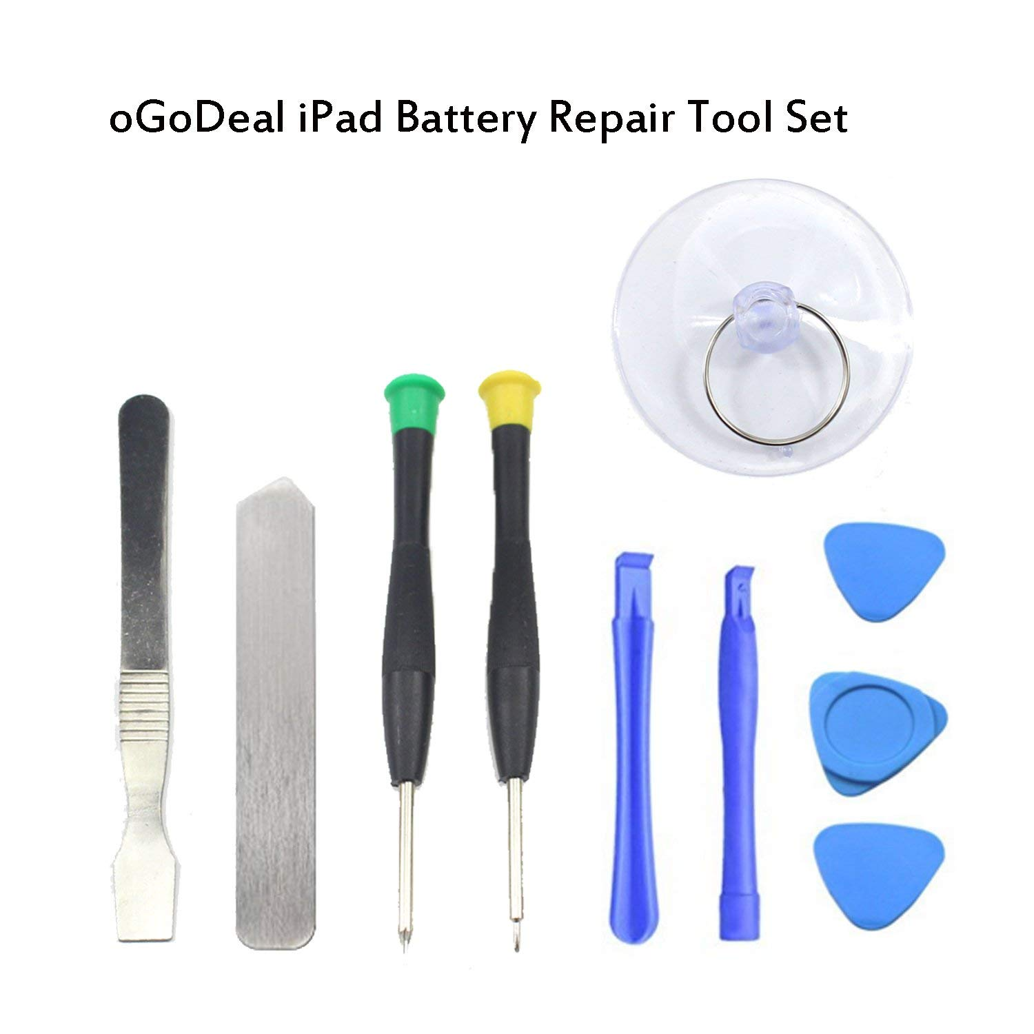 oGoDeal Battery Compatible for iPad 3//iPad 4 A1389,A1416,A1430,A403,A1458,A1459,A1460 with Repair Tools 1 Year Warranty