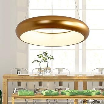 5151BuyWorld Schwarz/Weiß / Grün/Grau / Gold Küche Zimmer Moderne LED  Pendelleuchten Für
