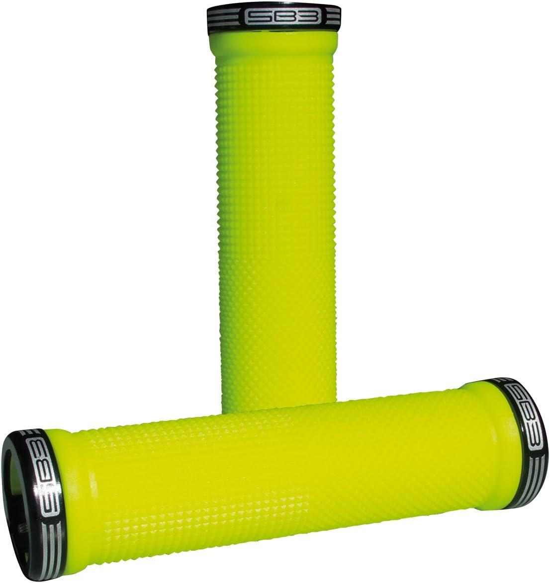 Neon Yellow SB3/Kheops Grips Pair of Grips Unisex Adult