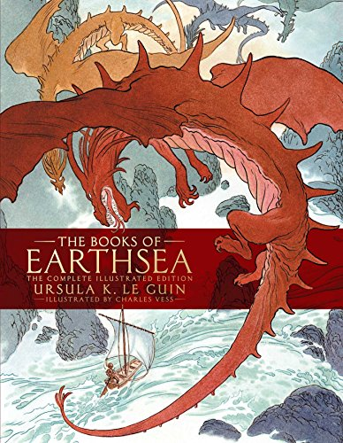 Book cover from The Books of Earthsea: The Complete Illustrated Edition (Earthsea Cycle) by Ursula  K. Le Guin