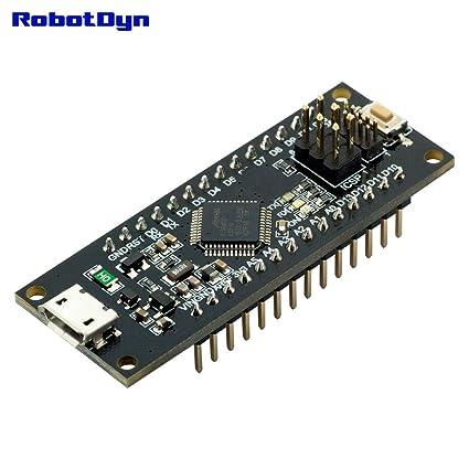 RobotDyn - SAMD21 M0-Mini  32-bit ARM Cortex M0 core  Compatible with  Arduino M0  Form Mini  (Pinheaders not Soldered)