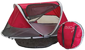 KidCo Peapod Cranberry  sc 1 st  Amazon.com : infant tent bed - memphite.com