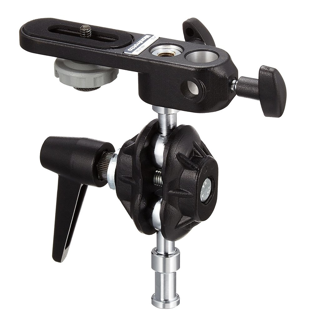 Manfrotto 155 Tilt-top Head with Camera Platform 143BKT