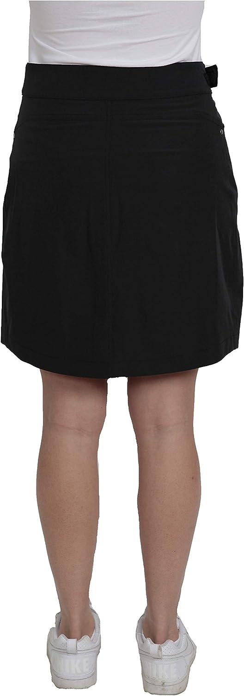 4-waystretch and Hiking Skirt Multipocket Cargo Skirt Wander Skirt Dobsom Sanda Damen Skirt Outdoor
